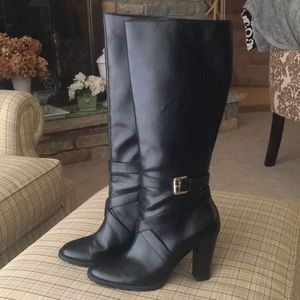 Chaps Judith Knee-High Heeled Boots